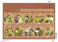 tanaman musiman yordania