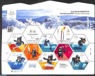 olimpiade musim dingin di korea