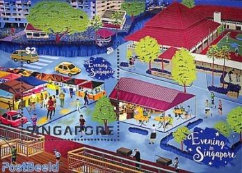 suasana singapura