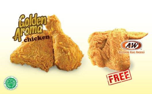 aw golden aroma