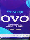 we accept ovo