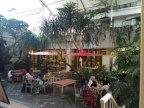 eksterior food court rumah mode