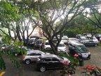 parkir rumah mode