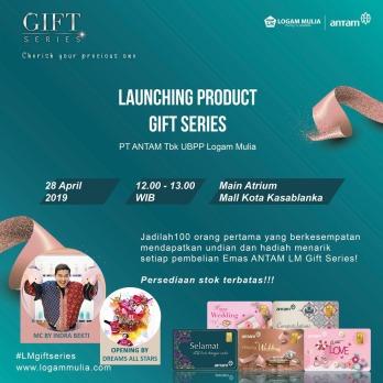 launching gift series