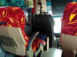 bus meridian holiday formasi 2-1