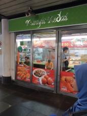 kunyit kedai kranji MRT station