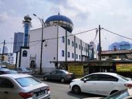 masjid india JB