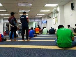 masjid JB larkin