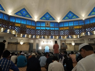 masjid negara malaysia