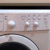 mesin cuci indesit