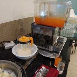 orange juice erya