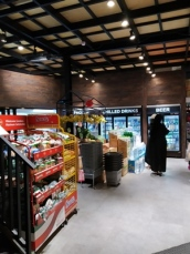 pasar raya selection