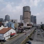 pusat kota johor