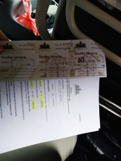 tiket shuttle