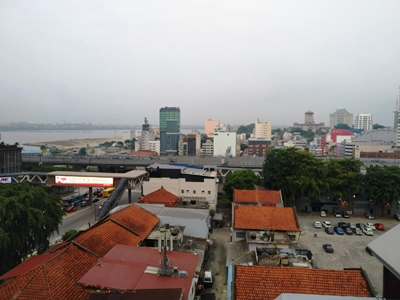 view from erya JB