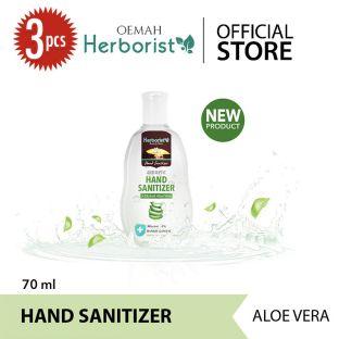 herborist hand sanitizer 70 ml
